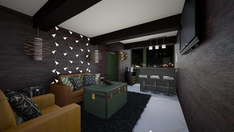 House Bar - by ambartist123