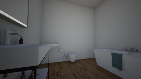 trial - Modern - Bathroom  - by sakshi agrawal