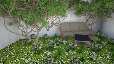 Jardin - Garden  - by motulols