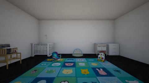 baby room - Modern - Kids room  - by peyton twins