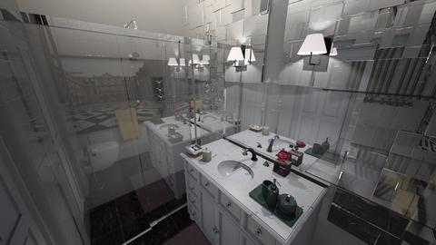Sylwia i Tomek 11 - Bathroom  - by Joanna88