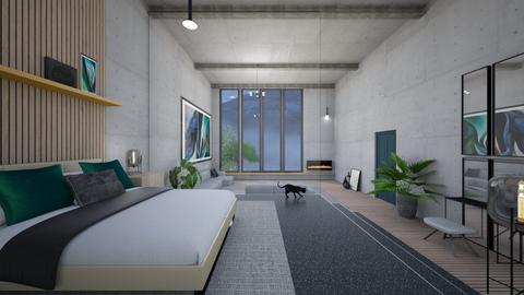o Keeffe bedroom - by Esko123