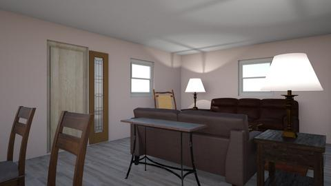 Welp living and dining ro - Classic - Living room  - by Leon Welp