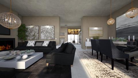 Viena - Modern - Living room  - by Claudia Correia