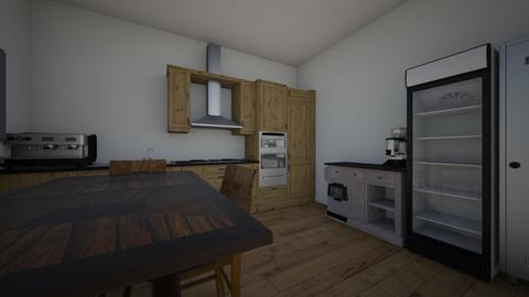 My Kitchen - Kitchen - by Nivi08