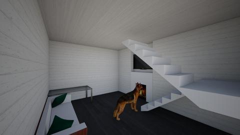 living room - Living room  - by shadowcamocat