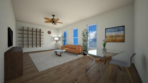 MidCentury Modern - Modern - Living room - by Indiee