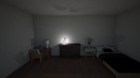 Bedroom - Bedroom  - by LeoTheLop