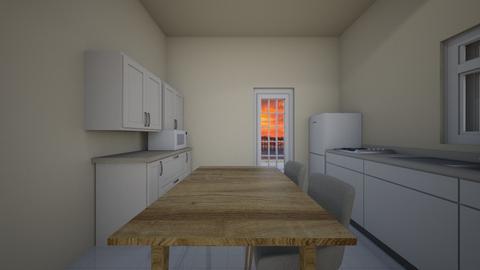 Beachfront Kitchen - Kitchen  - by mspence03