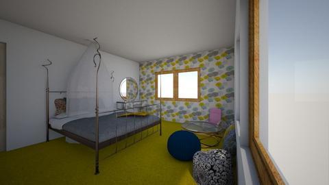 nadina soba - Kids room - by ivanastra