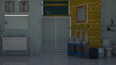 For Designkitty - Feminine - Bathroom  - by Twice and Momo