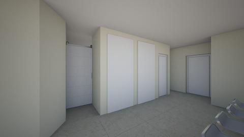 Block Quer - Living room  - by scheele