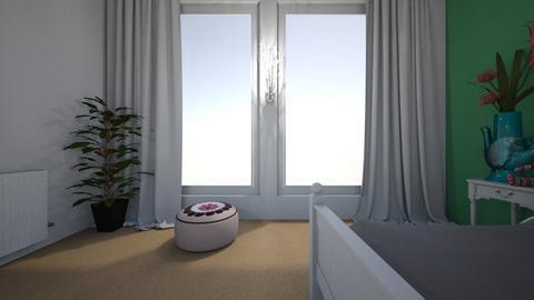 savage bedroom - Bedroom  - by savagebeast123XX