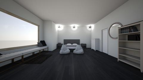Zoe  - Bedroom  - by zrader