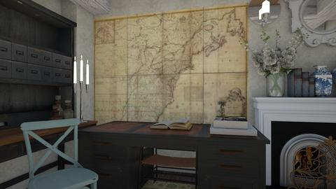 1781 office  - by heynowgregory