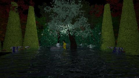 The Wayfareers olive tree - Minimal - Garden  - by Wayfarer of Rither Fall