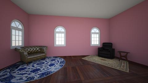 Cozy Room - Living room  - by JuliaSundblad