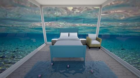 water room - Bedroom  - by XenaChico