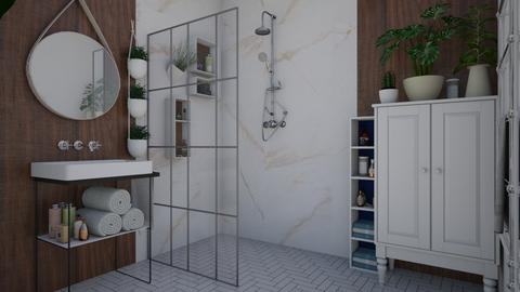BP bathroom - Bathroom - by Laurika