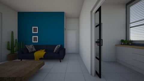 depa - Living room  - by 1105d3v