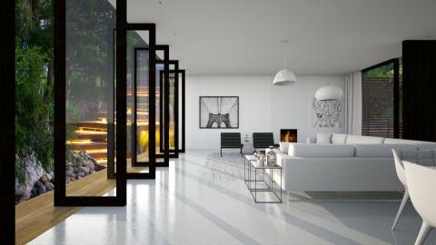 Minimalism - Modern - Living room  - by StienAerts