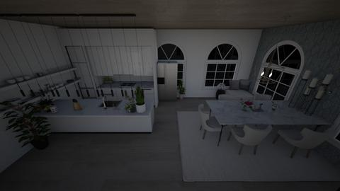 my home nr 1 - Kitchen  - by kath8033