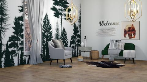 Forest - by JarvisLegg