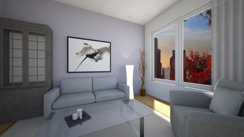 00 - Classic - Living room  - by Twerka