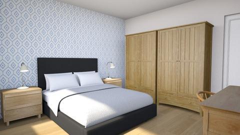 bedroom 2 - by Elise DR