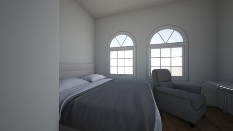 new bedroom - Bedroom  - by KazmirKa