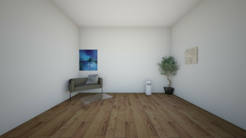 BEIGE - Country - Living room  - by PotterGirl