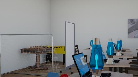 Maths Classroom - Modern - Office - by 18brennanc