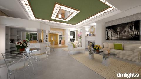 Iris - Living room  - by Roberta Bela