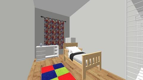 cuarto amanda - Kids room  - by David83_zgz