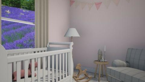 bedroom for child - Bedroom - by kris_kris