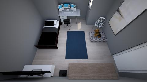 Thibeault Guillaume - Bedroom  - by simards
