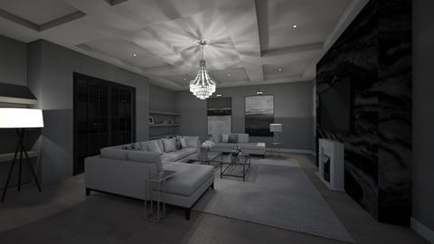 home - Living room  - by USER88543887