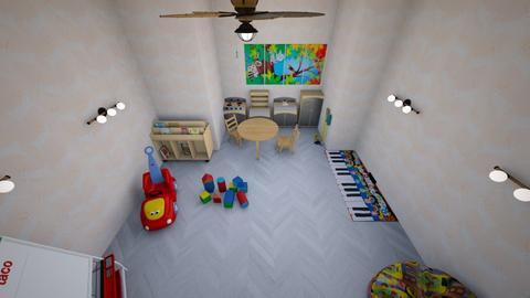 play time - Kids room  - by bortholf