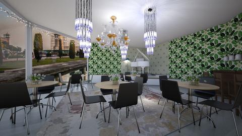 Restaraunt  - Modern - Dining room  - by Pheebs09