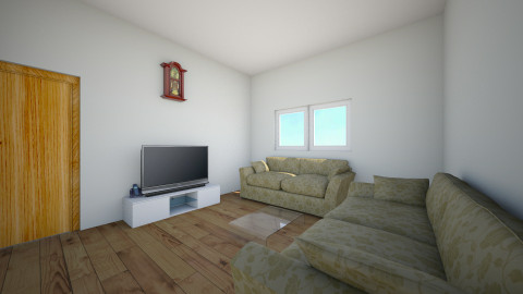 Living room - by Enis Fejzullahu