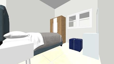 Kamar Tidur - Living room  - by noni_noni91