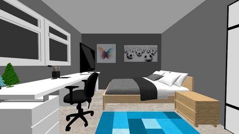 djavi kamer 4 - Bedroom  - by djavi