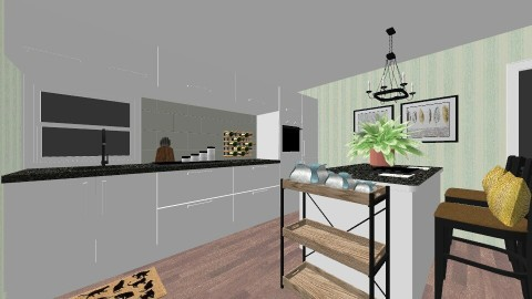 Dinning 101  - Global - Kitchen - by deleted_1519083446_GHinteriordesign