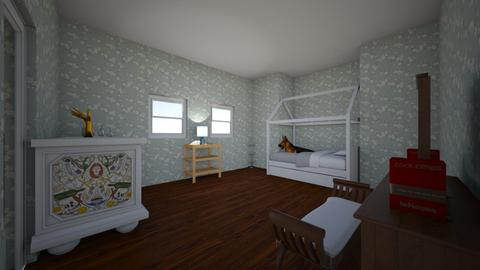 big room different angle  - Modern - Bedroom - by shadowbunny06