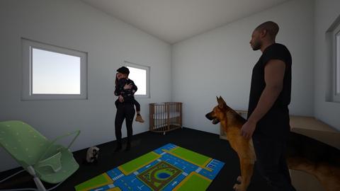IslaHarlowbabybedroom - Kids room - by Islaj