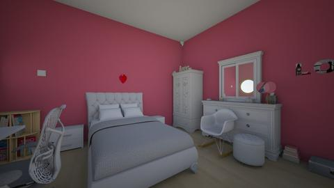 1 desing  - Bedroom  - by mariamimariamoi