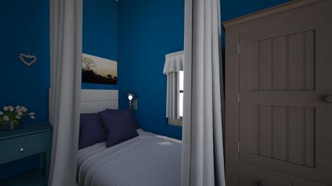 My Modern Room - Modern - Bedroom  - by ShiningStar787