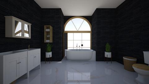 Modern - Bathroom - by Madelaine1207