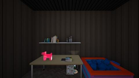 kamal - Kids room  - by prasad wijesinghe