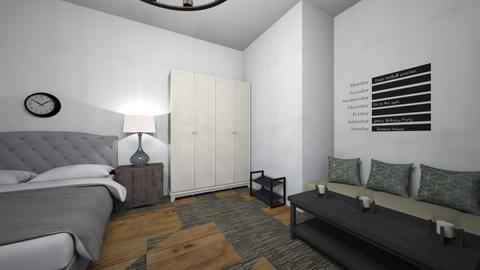room1 - Bedroom  - by Itslaixcamel34